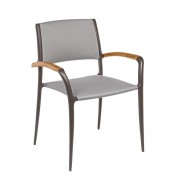 Set de 2 scaune cu cotiere CATALINA