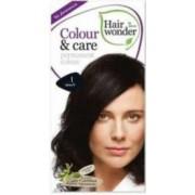 Hairwonder Colour&Care hajfesték 1 fekete