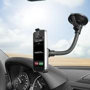 Callstel Schwanenhals-Halterung mit starkem Saugfuss für iPhone 4, 4s