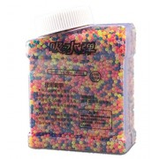 S'beauty Crystal Water Bead Bullet For Water Gun Pistol Toy 15000Pcs Multicolor by Beautys 101