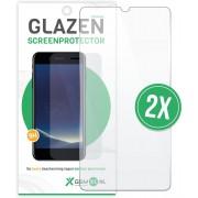 Motorola Moto G7 Plus - Screenprotector - Tempered glass - 2 stuks