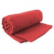 Ekea gyorsan száradó fürdőlepedő, piros