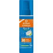 Ecran Spray Bruma Protetora Água de Coco Sunique SPF30 Ecran 200 ml