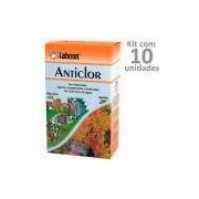 Kit 10un Alcon Anticlor Labco Test Aquário Água Doce 15ml