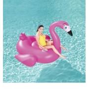 Bestway rózsaszín flamingó óriás úszó sziget 41108-41110
