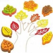 Stampile frunze - Baker Ross