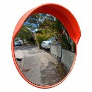 18 Inch Wide Angle Security Curved Convex Road Safety Mirror