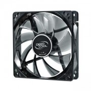 Охладител за PC кутия DEEPCOOL WIND BLADE 120 White LED, 65.16CFM, 26dB(A), 1300 RPM, 4 white LED, DCwindbladewhite_vz