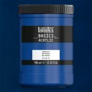 Liquitex Basics akrilfesték, 946 ml - 420, primary blue