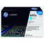 HP Originale Color LaserJet 4600 Toner (641A / C 9721 A) ciano, 8,000 pagine, 1.36 cent per pagina