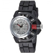 Fastrack Analog Silver Round Watch -38028PP01