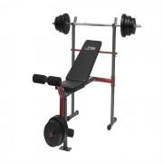 Titan Fitness Bench 50 kg Bänkset