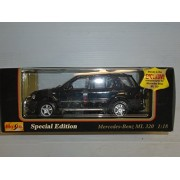 Maisto 1:18 scale Mercedes-Benz ML 320 Special Edition die cast model