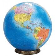"Esphera 360 9"" 540 Pieces World Globe: Political Map by Mega Brands"