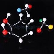 Alcoa Prime Molecular Model Set Kit for General and Organic Chemistry Teaching Tool