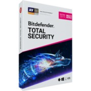 Bitdefender Total Security 2019 - 10 appareils - Abonnement 1 an