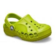 Crocs Baya Klompen Kinder Volt Green 33
