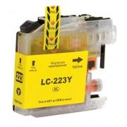 BROTHER LC-223 Y ( LC223Y ) - kompatibilná náplň do tlačiarne Brother