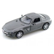 1:36 DISPLAY - 2011 MERCEDES-BENZ SLS AMG 4PCS KT5349D BY KINSMART (NO RETAIL BOX)