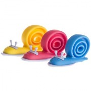 DY Door Guard Stopper Baby Toddler Kids Safety Jammer Anti Pinch Finger Snail