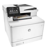 Multifuncional Laserjet HP PRO M477FDW, 28 PPM negro/color