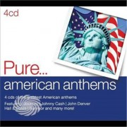 Video Delta V/A - Pure American Anthems - CD