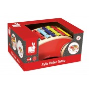 Jouets D'eveil Xylo Roller Rouge Tatoo