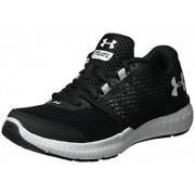 Under Armour Women's Micro G Fuel RN Black and Glacier Gray Running Shoes - 5 UK/India (38.5 EU)