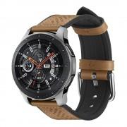 Spigen Řemínek pro Samsung Galaxy Watch 46mm - Spigen, Retro Fit Brown