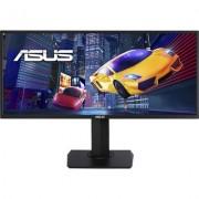 """Монитор ASUS VP348QGL Gaming 34"""", UWQHD (3440 x 1440), 21:9, HDR-10, Adaptive-Sync/FreeSync™, Shadow Boost, PiP/PbP, Flicke"""