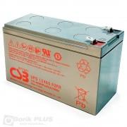 Baterija za UPS 12V 9Ah Olovna VRLA, CSB 12460