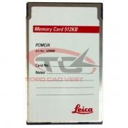 Card memorie Leica 512KB PCMCIA