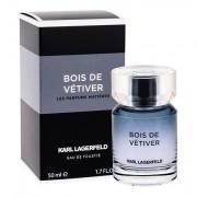 Karl Lagerfeld Les Parfums Matières Bois De Vétiver eau de toilette 50 ml uomo