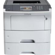 Imprimanta Laser Monocrom Lexmark MS610dte Duplex Retea A4