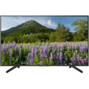 Televizor LED 139 cm Sony KD55XF7096 4K Ultra HD Smart TV