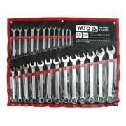Yato YT-0365 Csillag-villás kulcs klt. 25r 6-32-ig CrV