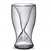 De Cristal Creativo Para La Fiesta De La Barra, 100 ML (transparente)