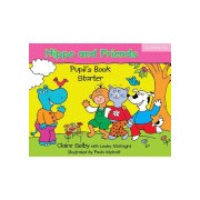 Hippo and Friends Starter Pupil's Book (Selby Claire)(Paperback) (9780521680042)