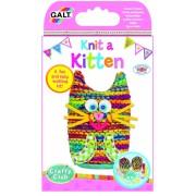 Set de tricotat - Pisicuta