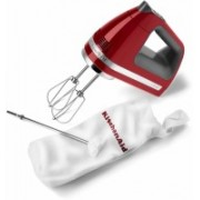 Kitchen Aid 5KHM720AWER 70 W Electric Whisk(Red)