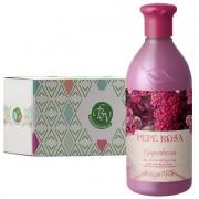 Bottega Verde - Gel de dus cu extract de piper roz in cutie cadou