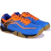 Provogue VICTOR Badminton Shoes For Men(Blue)