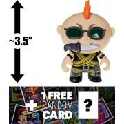 "Mean Gene: ~3.5"" Garbage Pail Kids x Funko Mystery Minis Mini-Figure Series #2 + 1 FREE GPK Trading Card/Sticker Bundle (108454)"
