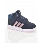 Adidas bébi lány magasszárú cipő HOOPS MID 2.0 I B75943