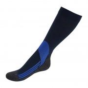 Xenos Coolmax wandelsokken - blauw - maat 35-38 - 3 paar