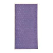 【62%OFF】国産い草パーソナルラグ(裏貼り) はぐくみ パープル 87x174 インテリア・家具 > 敷物~~ラグ