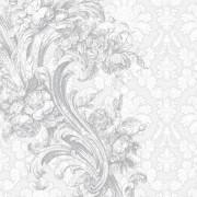 Dinerservet Inspiration Baroque Style pearl pakje
