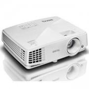 Мултимедиен проектор BenQ MX570 DLP, XGA (1024x768), 13 000:1, 3200 ANSI Lumens, VGA, HDMI, Speaker,Lan control, 3D Ready, 9H.JCS77.14E