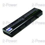 2-Power Laptopbatteri Dell 11.1v 4600mAh (312-0625)