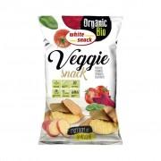 White snack bio veggie snack